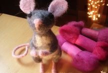 Jeweleeches Needle Felting