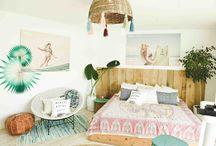 Habitación surf