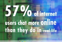 Crazy Internet Stats / by Marisa Murgatroyd - Live Your Message