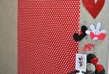 Mickey & Minnie birthday theme