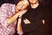 ♥Jensen & Jared (Dean & Sam) ♥