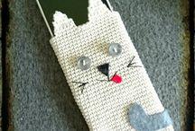 housse téléphone crochet