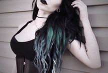 Gothic girls ❤