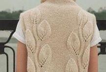 camisola em tricot