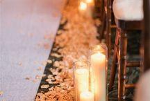 Wedding decor ideas / Décor for my wedding