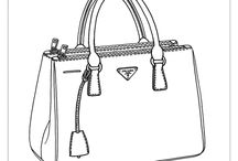bag technical drawings
