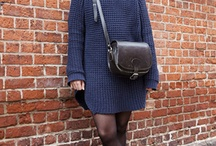 ■sweater dress