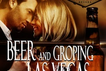 Beer and Groping in Las Vegas / Can a djinn and a magic slot machine bring two geeks together in this erotic romantic comedy? Fans of Star Trek, Star Wars, Monty Python, Firefly and Marvin the Martian will enjoy this quick read by Angela Quarles / by Angela Quarles, Witty, Charming, Captivating Fiction