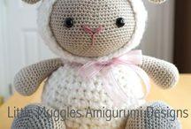 Crochet Teddys