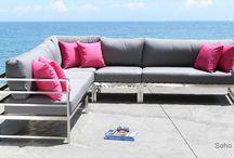 Patio Furniture / Deck and ruin ideas