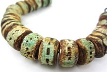 Rustic beads / RB