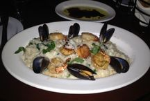 Risotto Dishes