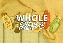 Whole Blends / Ingredients inspired by nature blended for naturally beautiful hair. / by Garnier USA
