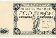 papier-monnaie / notes