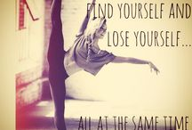 Dancing / Quotes dancing ballet pointe inspiration cute whatilove