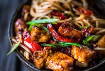 Recepty čínská, thaiská a vietnamská kuchyně
