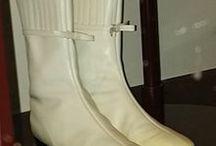 Scarpe / Modello stilista Andre' Courre'ges