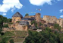 Burgen, Burgruinen & mystische Orte