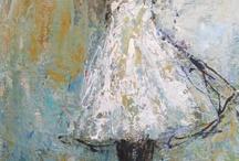 Painter Holly Irwin