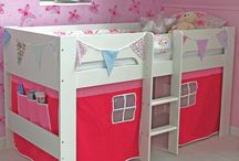 Novelty Beds / Fun theme beds for young boys and girls at the kids window