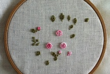 she's crafty | embroidery / by Krystal Peralta