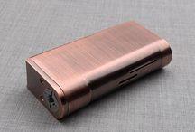 Fortutude box mod kit / Fortutude mechanical box mod kit Pop up battery holder design One 18650 battery 510 connector