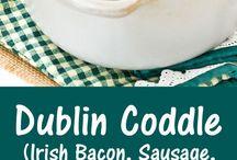 Irländsk mat