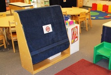 Preschool classroom / by Haley McCulley