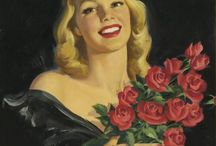 Pin-Up Art by CONNOLLY, Howard / 1903 - 1990
