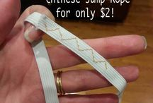 Chinese Jump Rope Games