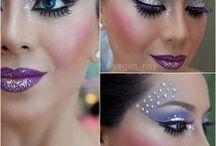 Idea maquillaje fantasia