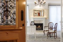 French Provincial - Bellevue / Reminiscent of an 18th Century châteaux, the eight-bedroom, eight-bathroom Bellevue in Dalkeith was certainly a grand home of grand proportions. Showcasing perfect symmetry, this timeless home inspired by the French Provincial design style continues to age gracefully.