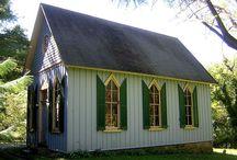 Churches to Rejoice Over / by Sandie Sturdivant Steadman