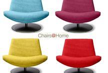 Model COCO + / Draaifauteuil Coco plus, een topklasse fauteuil, leverbaar in vele schitterende stof en lederkwaliteiten. De stalen schaalvoet is leverbaar in de kleuren antraciet, wit of zwart.