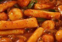 My korean food recipe
