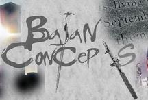 Bajan Concepts Logos