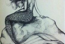 Mermaids / by Megan Kircher