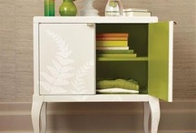 Sideboards/display cabinets