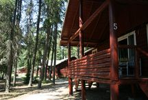 The Cabins at Sabourin