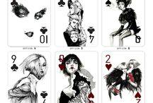 Plaing card