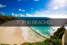 Top 10 beaches in Barbados / Top 10 beaches in Barbados