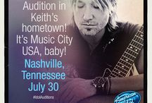 Idol XIV - Nashville, TN Auditions / by American Idol