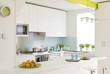Kitchens..