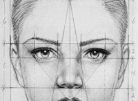 Règle visage face