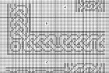 cross stich embroidery patterns
