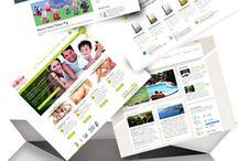 Web Design / Il lavoro del web designer comprende capacità di progettazione, sintesi, creatività, usabilità, gusto estetico.