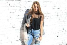 Małgosia Malawska / Beauty ! Young ! Outfit ! Style !