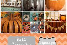 Fall Decor / by Christina Sutton