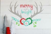 Classic Christmas / Christmas ideas: food, DIY, decor, etc...