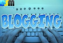 Blogging / Blogging, Blogging and more Blogging. I just love it and couldn't imagine life now without my blogs.